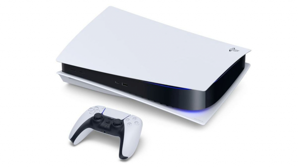 Image of a PS5